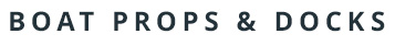 Boat Props and Docks Logo
