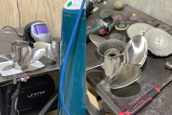 prop repairs
